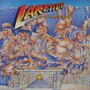 Cover - Lakeside: Outrageous