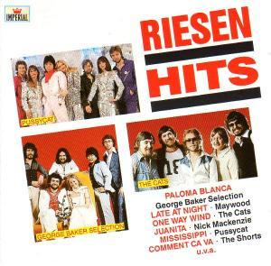 Riesenhits - Cover