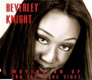 Cover - Beverley Knight: Moving On Up (On The Right Side)