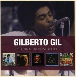 Cover - Gilberto Gil: Original Album Series