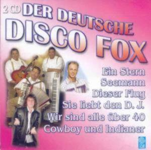 Cover - Bella Vista: Deutsche Disco Fox, Der