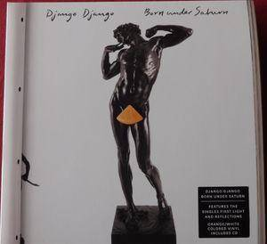 Cover - Django Django: Born Under Saturn