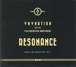 VNV Nation Und Das Film Orchester Babelsberg: Resonance - Cover