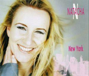 Natacha: New York - Cover