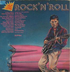 100 Greatest Hits Of Rock'n'Roll - Cover