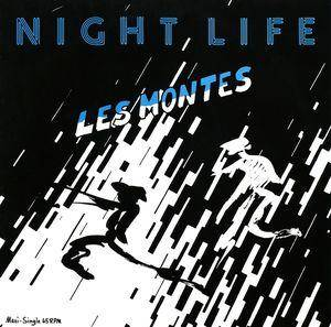 Cover - Les Montes: Night Life