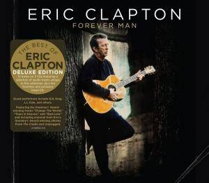 Eric Clapton: Forever Man - Cover