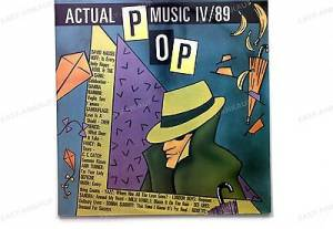 Cover - Coldcut Feat. Lisa Stansfield: Actual Pop Music IV/89