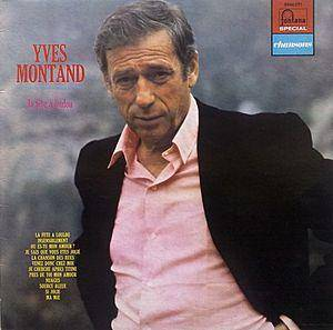 Yves Montand With Hubert Rostaing Et Son Orchestre Hubert Rostaing And His Orchestra Les Grandes Chansons