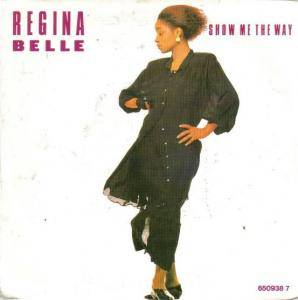 Cover - Regina Belle: Show Me The Way