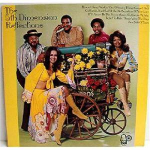 Cover - 5th Dimension, The: Reflections