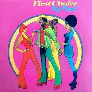 Cover - First Choice: Player, The