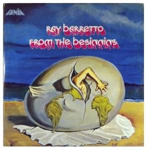Cover - Ray Barretto: From The Beginning