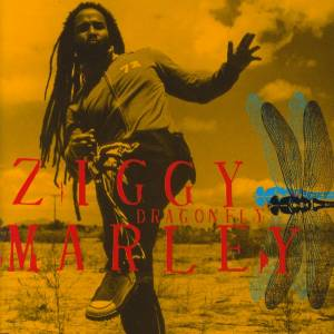 Cover - Ziggy Marley: Dragonfly