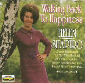 Helen Shapiro: Walking Back To Happiness - Cover