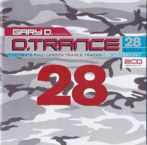 Cover - Beam: Gary D. Presents D.Trance 28 [3/2004]