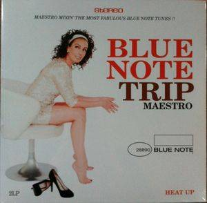 Blue Note Trip Maestro Heat Up - Cover