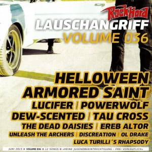 Rock Hard - Lauschangriff Vol. 036 (CD) - Bild 1