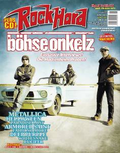 Rock Hard - Lauschangriff Vol. 036 (CD) - Bild 5