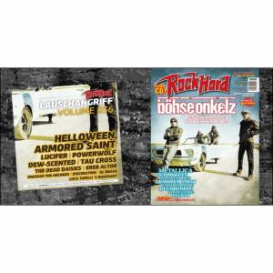 Rock Hard - Lauschangriff Vol. 036 (CD) - Bild 6