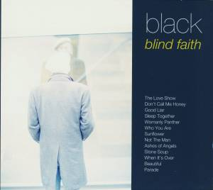 Cover - Black: Blind Faith
