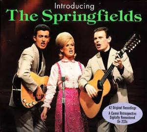Cover - Lana Sisters, The: Introducing The Springfields