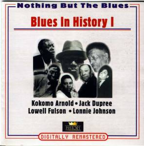 Cover - David Edwards: Nothing But The Blues / Blues In History I