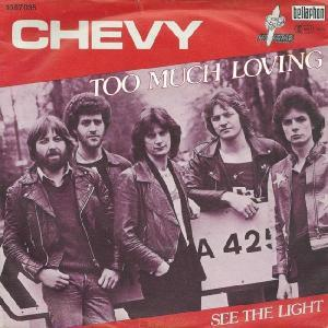 Chevy: Too Much Loving - Cover