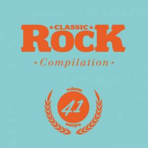 Cover - My Sleeping Karma: Classic Rock Compilation 41