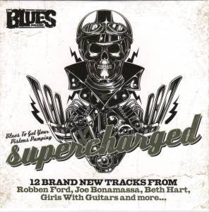 Blues Magazine 20 - Supercharged - Blues To Get Your Pistons Pumping, The - Cover