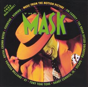 Mask, The - Cover