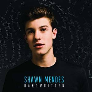 Cover - Shawn Mendes: Handwritten