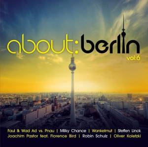 Cover - Milky Chance: About: Berlin Vol: 6