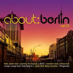 Cover - Philip George: About Berlin (Vol. 10)