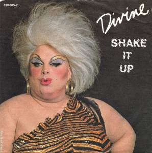 Cover - Divine: Shake It Up