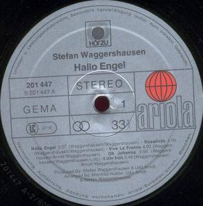 Stefan Waggershausen: Hallo Engel (LP) - Bild 5