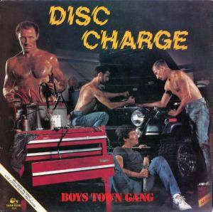 Cover - Boys Town Gang: Disc Charge