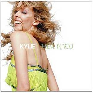 Kylie Minogue: I Believe In You - Cover