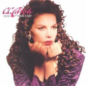 C.C. Catch: Hear What I Say - Cover