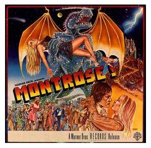 Montrose: Warner Bros. Presents Montrose! - Cover