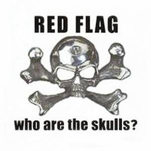 Cover - Red Flag: Who Are The Skulls?