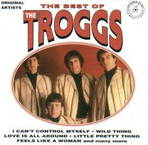 The Troggs: Best Of The Troggs, The - Cover
