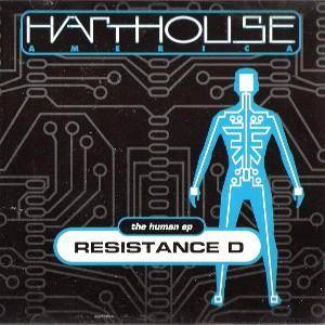 Cover - Resistance D: Human E.P., The