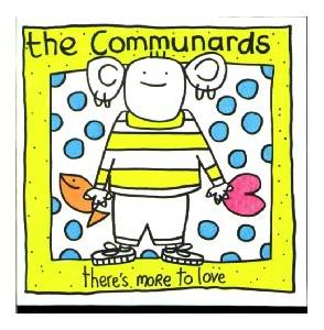 The Communards: There's More To Love - Cover