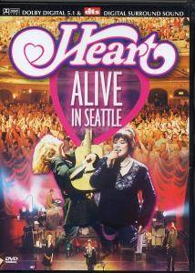 Heart: Alive In Seattle - Cover