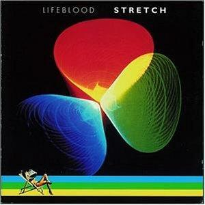 Stretch: Lifeblood - Cover