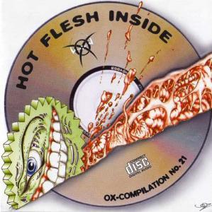 Ox-Compilation #21 - Hot Flesh Inside - Cover