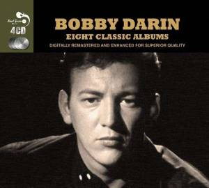 Cover - Bobby Darin: Eight Classic Albums