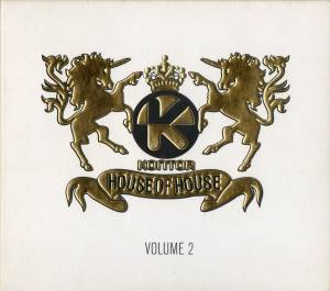 Cover - Delano & Crockett: Kontor House Of House Volume 2