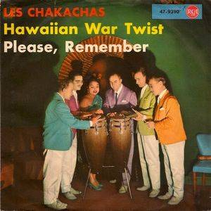 Cover - Les Chakachas: Please, Remember
